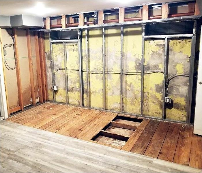 Long Island basement water damage restoration done right After