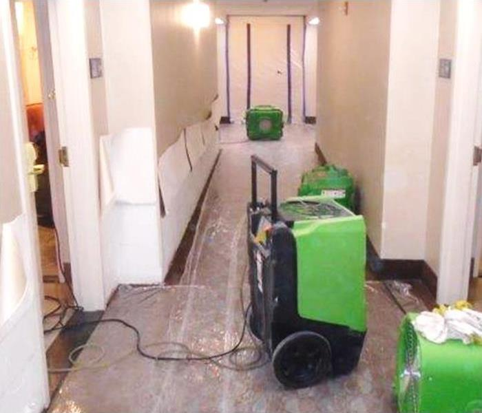 Commercial Water Damage Holbrook NY