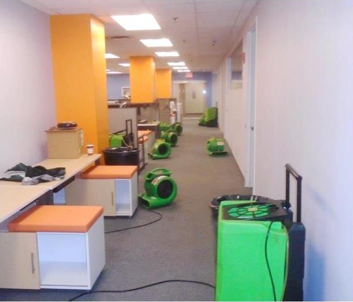 Water Damage - Holtsville Office