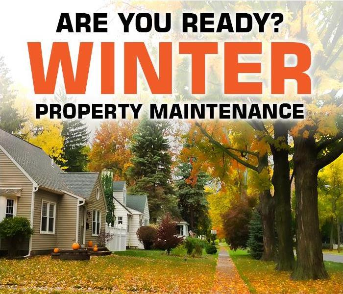 Storm Damage SERVPRO of Medford wants your Long Island Property to be Ready for Winter with these tips for a safe season.