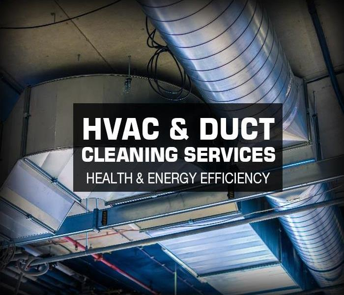 Commercial Have our SERVPRO of Medford professionals perform HEALTH AND ENERGY EFFICIENCY Services with our HVAC & DUCT CLEANING Team.