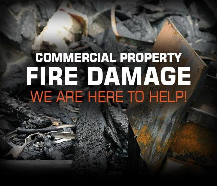 Commercial SERVPRO of Medford Helps Medford and other local Long Island Commercial Properties Following a Fire Emergency